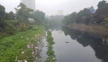 Hà Nội tham vấn về các giải pháp xử lý nước sông ô nhiễm