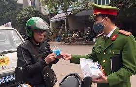 Thanh Hóa: Xử phạt nhiều người không đeo khẩu trang với tổng số tiền trên 100 triệu đồng