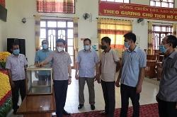 Thị xã Bỉm Sơn (Thanh Hóa): Sẵn sàng cho công tác bầu cử