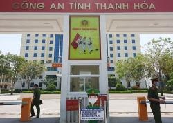 Đoàn Thanh niên Công an tỉnh Thanh Hóa chung tay phòng, chống dịch Covid -19