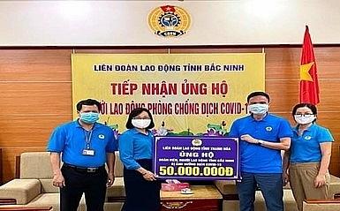 Thanh Hóa: Chung tay chống dịch cùng Bắc Giang và Bắc Ninh