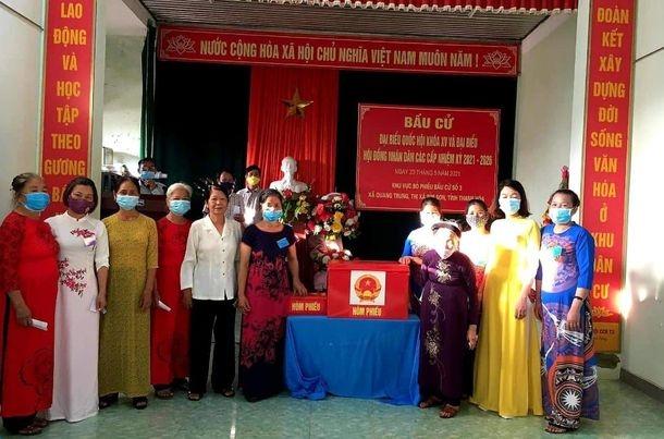 Thanh Hóa đã bầu đủ 14 Đại biểu Quốc hội khóa XV