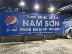 Khẩn: Tìm người đến trạm dừng chân Nam Sơn tại thị xã Bỉm Sơn