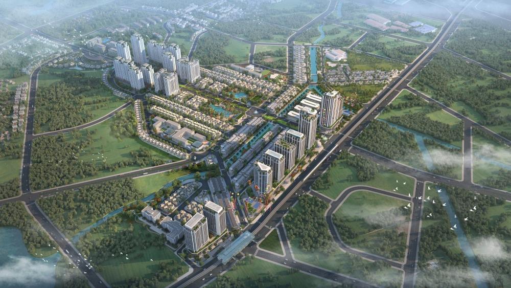 Khu Tây Hà Nội: Điểm đến kiến tạo không gian sống lý tưởng cho cư dân Thủ đô