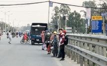 Bất cập hệ thống điểm dừng, nhà chờ xe buýt