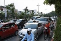 Xóa điểm đen ùn tắc tại Hà Nội: Vẫn chỉ là giải pháp tình thế