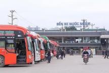 Hà Nội: Xe khách tăng cường 500 lượt trong dịp nghỉ lễ 30/4 - 1/5