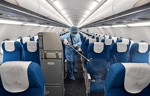 Thanh Hóa: CDC thông báo khẩn cấp tìm người đi trên chuyến bay 1262
