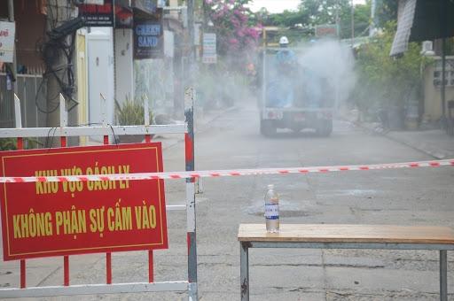 Thanh Hóa: Phong tỏa tạm thời 57 hộ dân cư tại phố Trung Sơn, thị trấn Bút Sơn