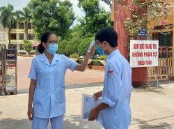 Thanh Hóa: Đảm bảo an toàn phòng dịch Covid-19 trong kỳ thi tốt nghiệp THPT