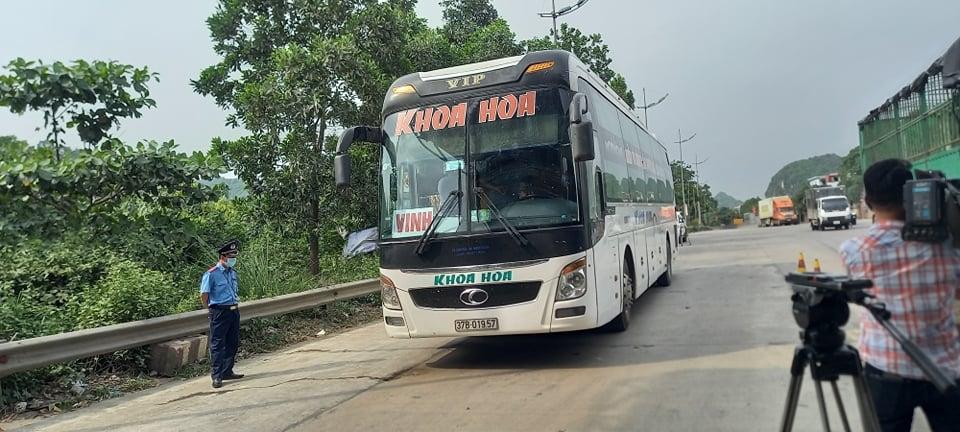 Thanh Hóa dừng hoạt động vận tải hành khách đi Nghệ An, Hà Tĩnh và ngược lại