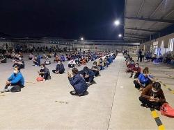 Thanh Hóa chuẩn bị đón hơn 2.000 công dân từ Bắc Giang trở về