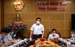 Thanh Hóa yêu cầu các nhà máy xây dựng phương án vừa sản xuất vừa chống dịch.