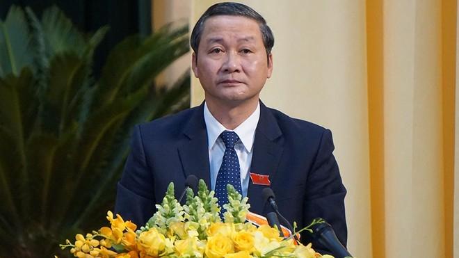 Ông Đỗ Minh Tuấn tái cử chức Chủ tịch UBND tỉnh Thanh Hóa khóa XVIII, nhiệm kỳ 2021-2026