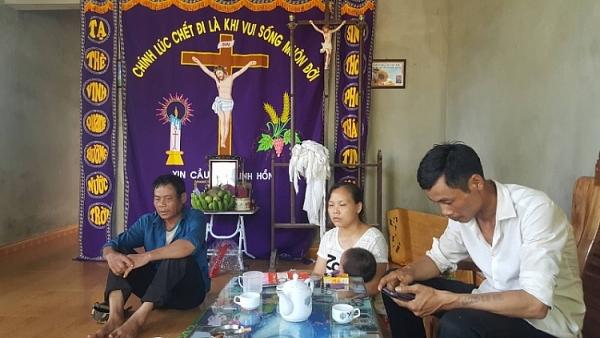 me con san phu tu vong bat thuong tai benh vien da khoa thach thanh