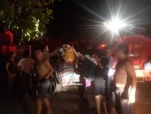 Thanh Hóa: Chợ Năm tầng ở Bỉm Sơn bất ngờ bốc cháy trong đêm