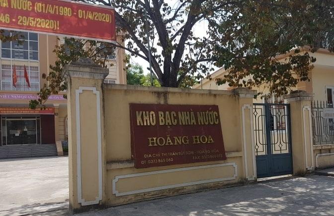"""Vụ tài khoản người gửi """"bốc hơi"""" hơn 2,2 tỷ đồng: Kho bạc Nhà nước huyện Hoằng Hóa phải có trách nhiệm"""