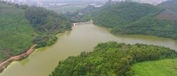 Lên phương án bảo vệ hồ chứa nước khủng nhất Bỉm Sơn mùa mưa lũ
