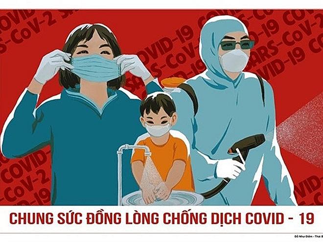 Thanh Hóa hỗ trợ TP Hồ Chí Minh và Bình Dương 3 tỷ đồng để phòng, chống dịch Covid-19