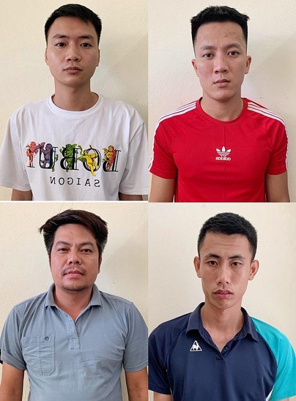 Thanh Hóa: Bắt tạm giam 4 đối tượng đánh bạc dưới hình thức cá độ bóng đá