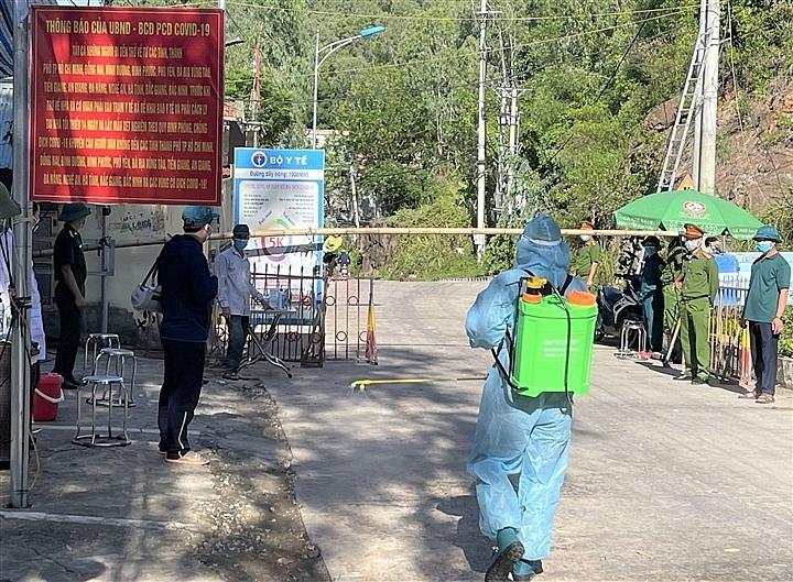 Công an Thanh Hóa khởi tố vụ án làm lây dịch bệnh tại TX Nghi Sơn