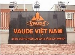 Bỉm Sơn: Cách ly khẩn cấp 7 F1 thuộc Công ty may Vaude Việt Nam