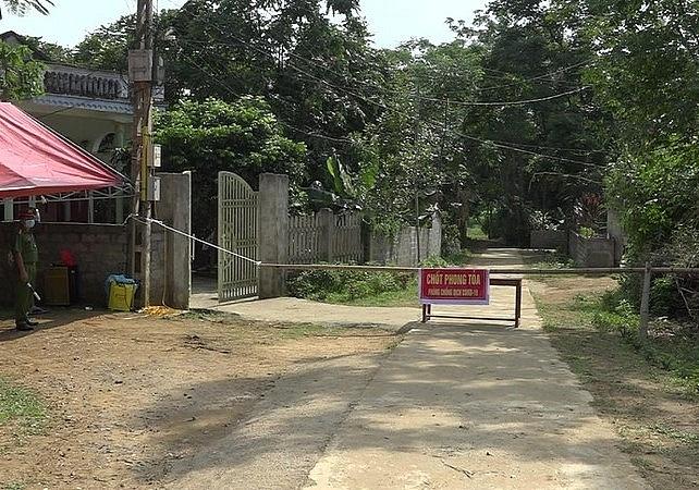 Thanh Hóa kỷ luật Trạm trưởng trạm y tế xã Nghi Sơn