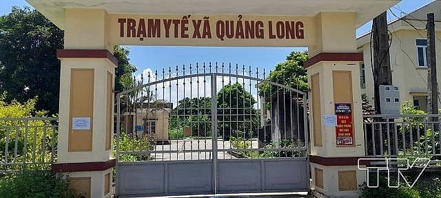 Thanh Hóa: Ghi nhận 1 ca mắc Covid-19 tại xã Quảng Long, huyện Quảng Xương