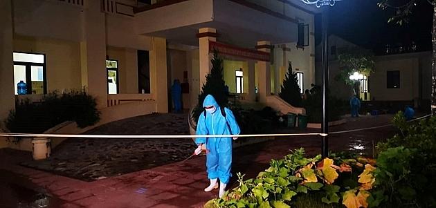 Thanh Hóa: Thêm 1 ca mắc Covid-19 tại khu cách ly tập trung ở Vĩnh Lộc