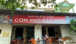 Bỉm Sơn đóng cửa 1 nhà hàng, cách ly 4 F1 của tài xế dương tính với Covid-19