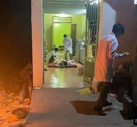 Thanh Hóa: TX Bỉm Sơn xảy ra án mạn kinh hoàng do mâu thuẫn tình cảm