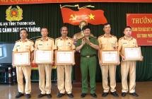 CSGT Thanh Hóa được thưởng