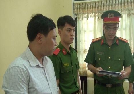 Thanh Hóa: Kế toán trưởng trường THPT Nông Cống 3 bị bắt