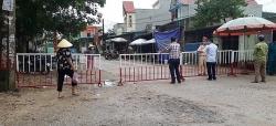 Thanh Hóa: Khu phố có bệnh nhân số 748 mắc Covid-19 đã hoàn thành cách ly