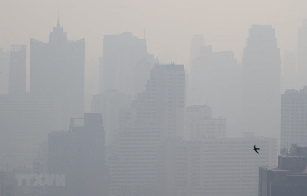 ASEAN nỗ lực ứng phó với tình trạng khói mù xuyên biên giới