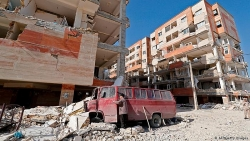 Động đất độ lớn 5,1 độ Richter xảy ra tại miền Tây Iran
