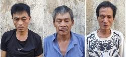 Thanh Hóa tạm giữ 3 đối tượng sử dụng ma túy trái phép