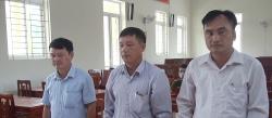 Thanh Hóa: Khởi tố nguyên Chủ tịch UBND xã Hà Vinh cùng đồng phạm