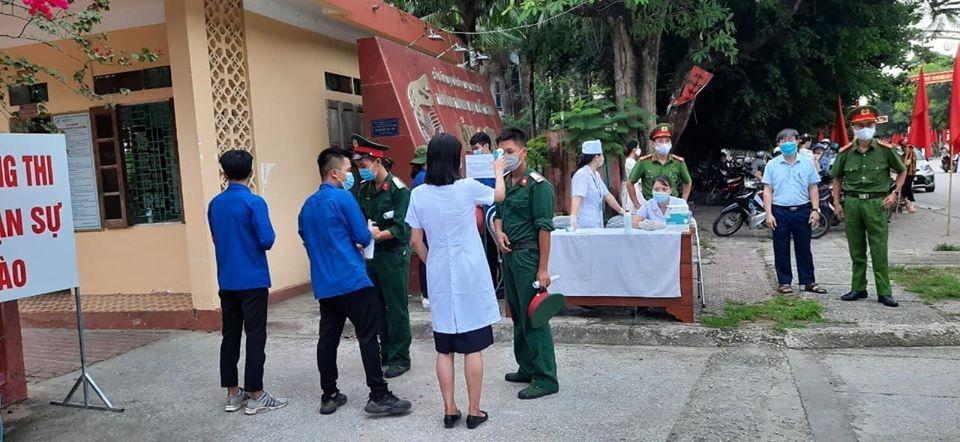 Thanh Hóa: 6 trường hợp đi cùng chuyến xe với bệnh nhân 2899 người Hà Nam