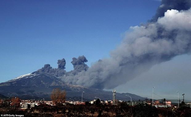 Italy: Núi lửa Etna