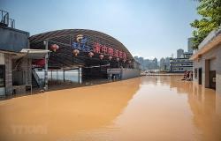 Trung Quốc nâng mức ứng phó đối với công tác kiểm soát lũ lụt