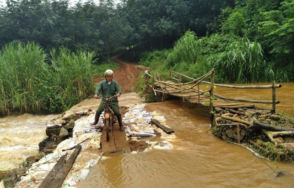Các tỉnh Bắc Bộ chủ động ứng phó với mưa lớn, lũ quét, sạt lở đất