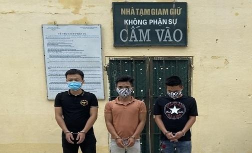 Bắt tạm giam 3 đối tượng sau cuộc hỗn chiến khiến 4 người bị thương
