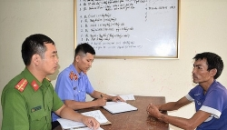 Ninh Bình: khởi tố đối tượng lăng mạ CSGT