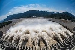 Trung Quốc: Nước trong hồ chứa đập Tam Hiệp gần đạt mức tối đa
