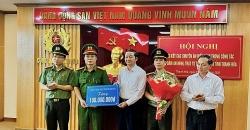 UBND tỉnh Thanh Hóa ghi nhận những chiến công của lực lượng công an