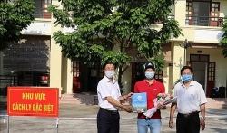 Ninh Bình: Bệnh nhân số 389 nhiễm Covid-19 được chữa khỏi