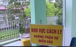 Thanh Hoá: Thêm 1 trường hợp mắc Covid-19 tại khu cách ly tập trung huyện Hà Trung