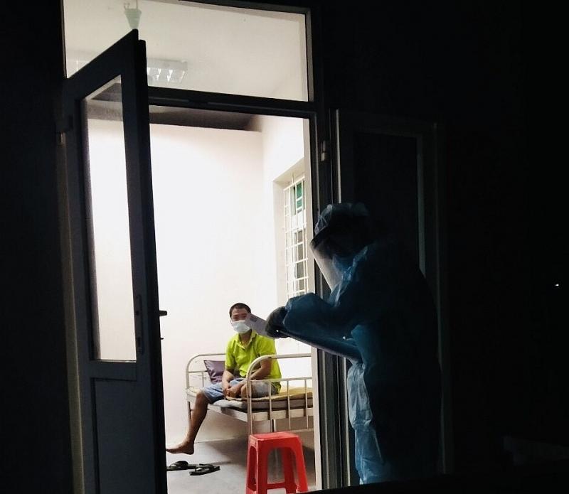 Thanh Hóa: Nam tài xế tại xã Quảng Lưu dương tính với SARS-COV-2 không khai báo y tế