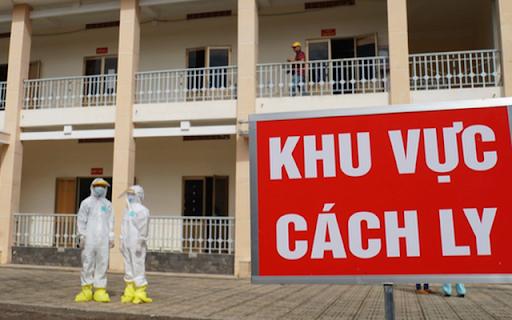 Thanh Hóa: Thêm 3 ca mắc Covid-19 liên quan tới điểm dịch huyện Nông Cống